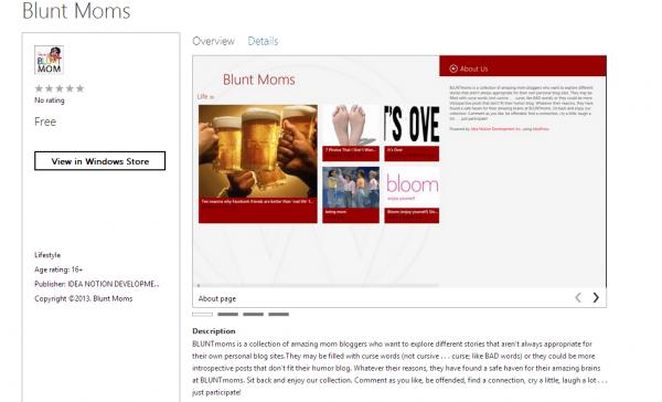 Blunt Moms 1