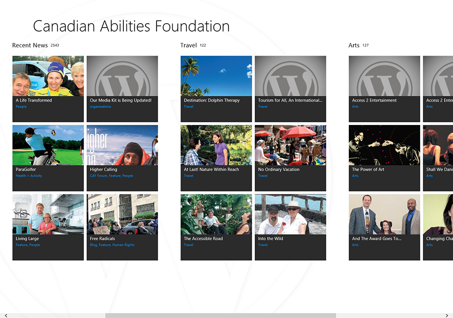 Canadian Abilities Foundation